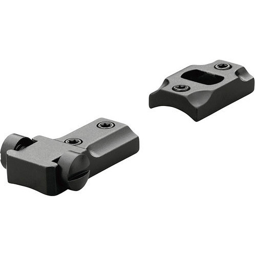 Leupold STD Mark V RVF Two-Piece Mounting Base for the Weatherby Mark V (Matte Black)