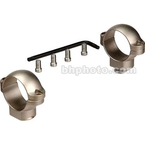 Leupold STD Rings - 30mm Tube - Super High (Silver)