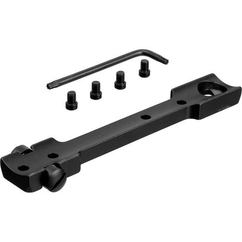 Leupold STD 7400/7600 One-Piece Mounting Base (Matte Black)