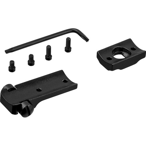 Leupold STD Two-Piece Mounting Base (Matte Black)
