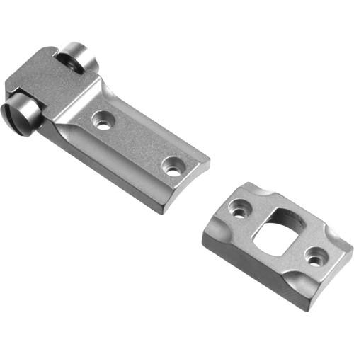 Leupold STD 10/110 Two-Piece Mounting Base (Silver)