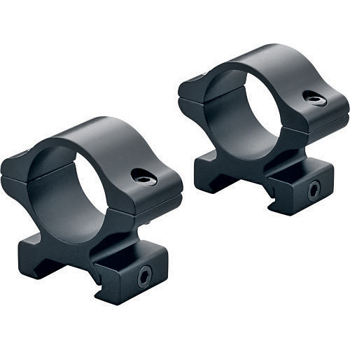 "Leupold Rifleman Detachable Rings (1"", Aluminum, High, Matte Black)"