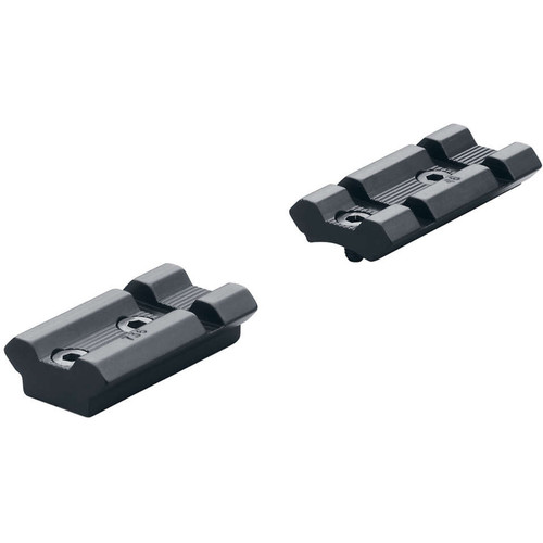 Leupold Rifleman Remington 700 Two-Piece Mounting Base (Matte Black)