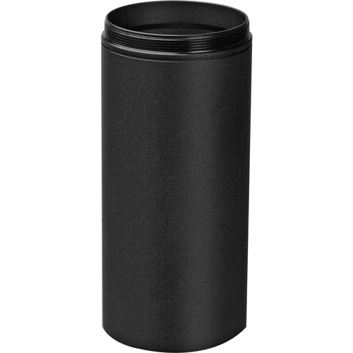 "Leupold Alumina Series 4""  Lens Shade - 40mm   (Matte Black)"