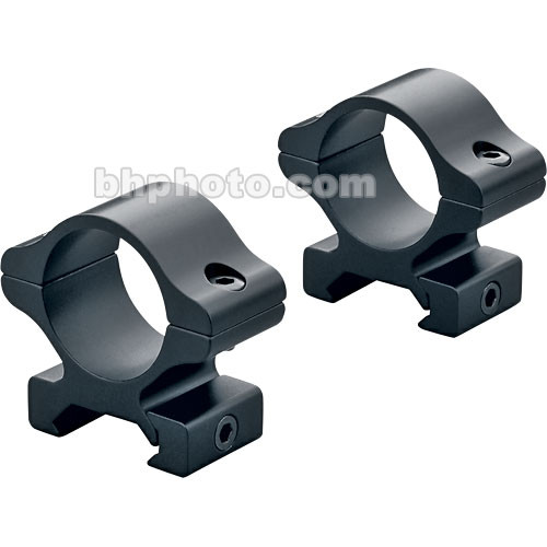 "Leupold Rifleman Detachable Rings (1"", Aluminum, Low, Matte Black)"