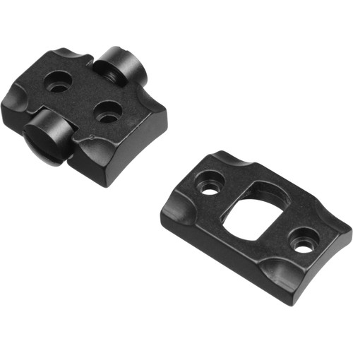 Leupold STD 70 WSSM Two-Piece Mounting Base for the Winchester 70 WSSM (Matte Black)