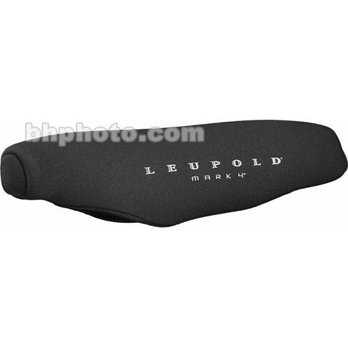 Leupold Large Neoprene Scope Cover for Mark 4 Riflescopes (Black)