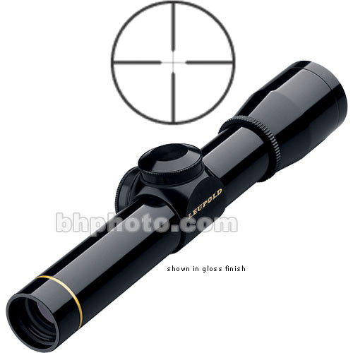 Leupold 2x20 M8 EER Riflescope w/ Duplex - Silver