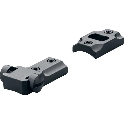 Leupold STD X-Bolt Two-Piece Mounting Base (Matte Black)