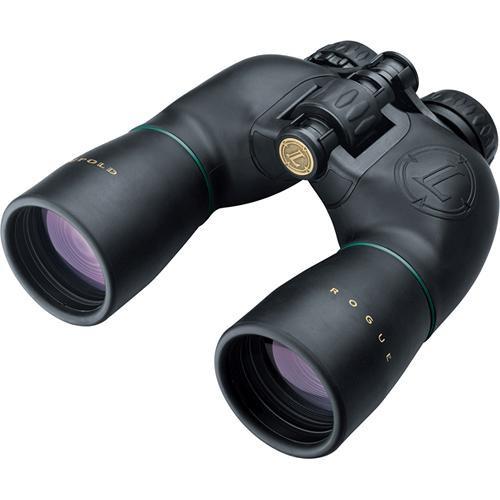 Leupold 10x50 Rogue Binocular (Black)