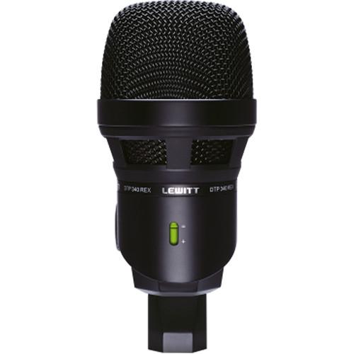 Lewitt DTP 340 REX Dynamic Bass Instrument Microphone