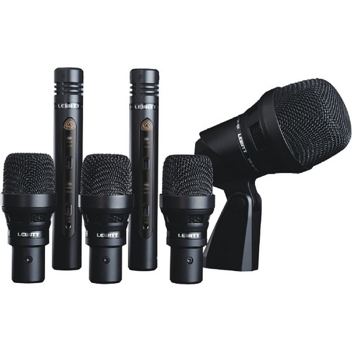 Lewitt DTP Beat Kit 6 Drum Microphone Kit