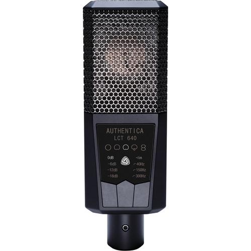 Lewitt LCT 640 Large-Diaphragm FET Condenser Microphone