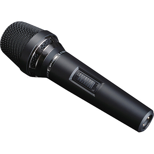 Lewitt MTP 540 DMs Dynamic Cardioid Performance Microphone with On/Off Switch