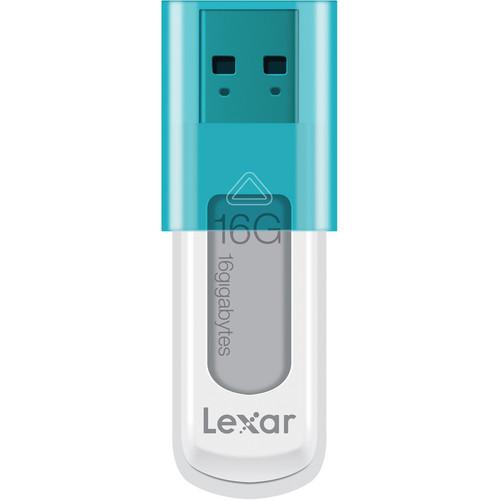 Lexar S50 JumpDrive (Teal, 16GB)
