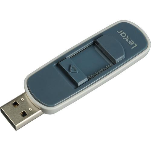 Lexar 64GB JumpDrive S70 USB Flash Drive (Grey)- Poly Bag