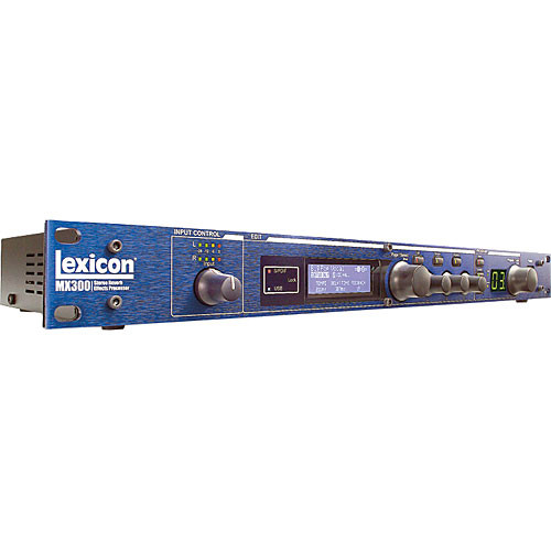 Lexicon MX300 - Stereo Reverb Effects Processor