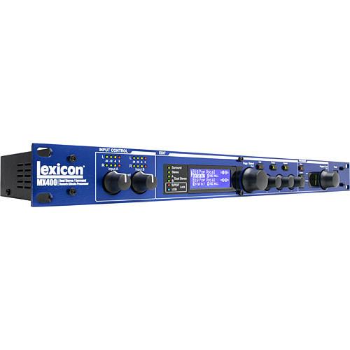 Lexicon MX400 Reverb Processor
