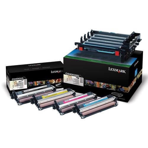 Lexmark C54x, X54x Black/Color Laser Imaging Kit