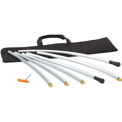 Libec CR-90 Curved Track Rail with Case