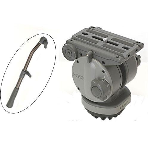 Libec H70 Fluid Head w/PH-7 Extendable Pan Handle