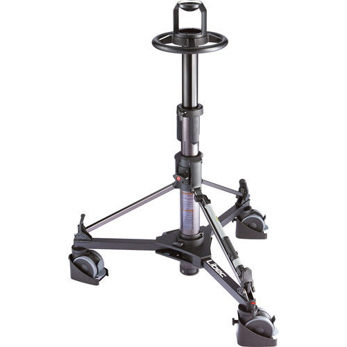 Libec P110S Pedestal System with P10 Column & DL-10RC Dolly
