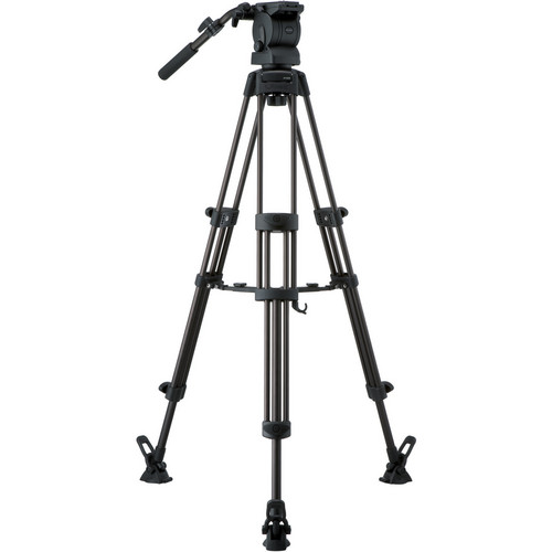 Libec RS-350RM Tripod System With Mid-Level Spreader