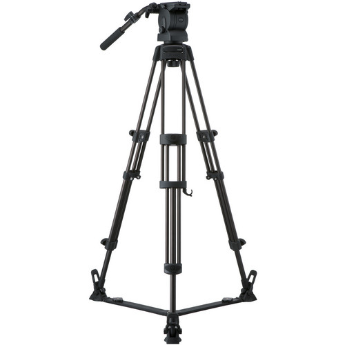Libec RS-350R Tripod System With Floor Spreader