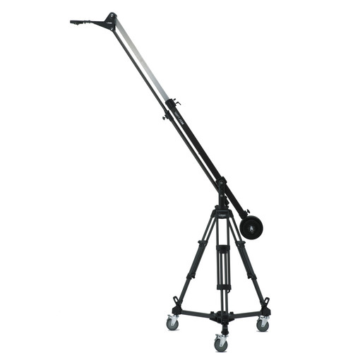 Libec Swift Jib50 Kit Telescopic and Retractable Jib Arm, Tripod and Dolly
