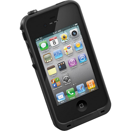 LifeProof Case for iPhone 4/4s (Black)
