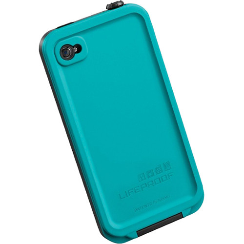 LifeProof iPhone Case for the iPhone 4S/4 (Teal)