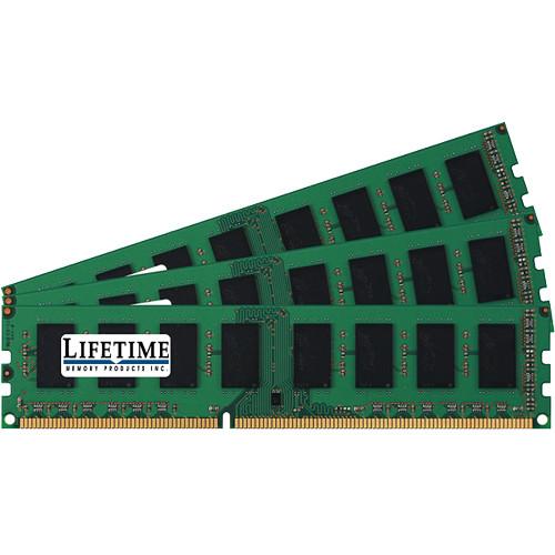 Lifetime Memory 12GB DIMM DDR3 Memory for Desktop (3x4GB)
