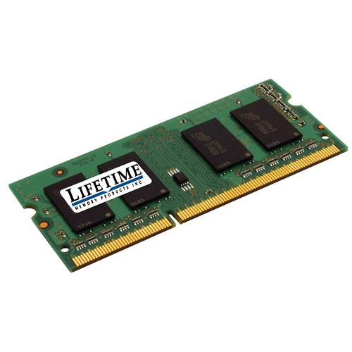 Lifetime Memory 4 GB DDR3 PC3-8500 (1066 MHz) SO-DIMM Notebook Memory Upgrade