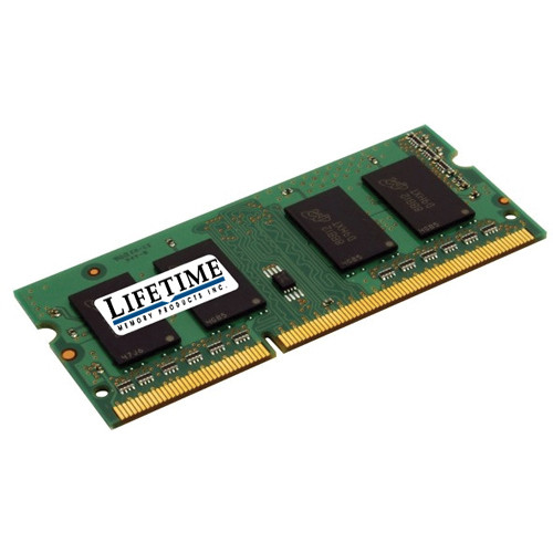 Lifetime Memory 4 GB SO-DIMM Memory for Laptop