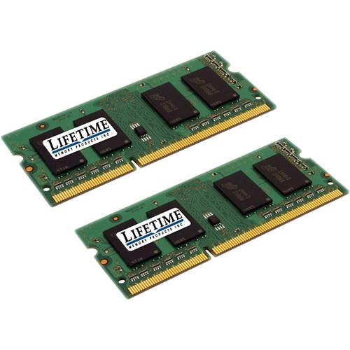 Lifetime Memory 16GB (2x8GB) SO-DIMM Laptop Memory Upgrade Kit