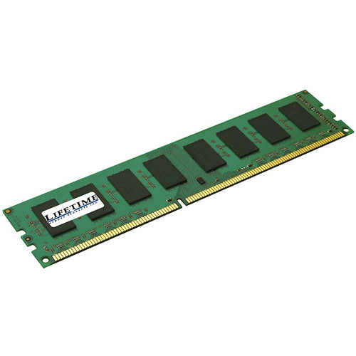 Lifetime Memory 8GB (2x4GB) DIMM Memory Module for Desktop Kit