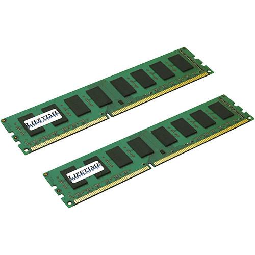 Lifetime Memory 8GB (2x4GB) DIMM Memory Module for Desktop Kit