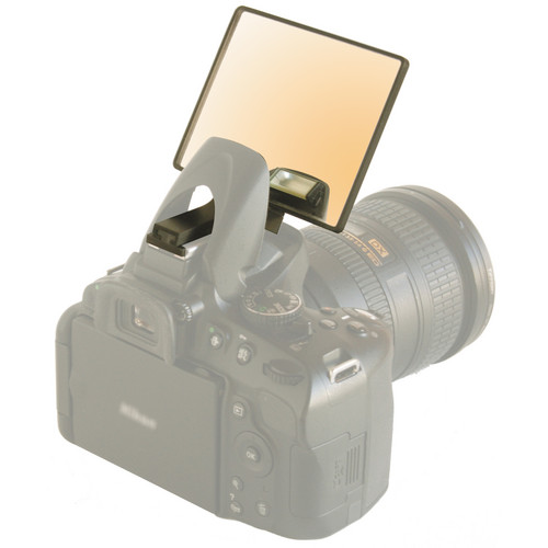 Lightscoop Tinted Mirror Component for Lightscoop Deluxe (Gold)
