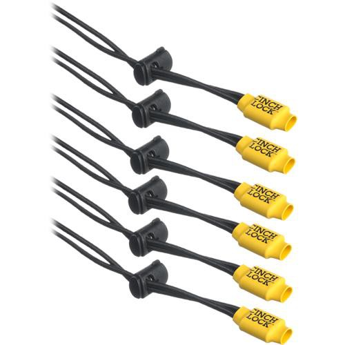 "Lightware A2020-8 8"" Cinch Lock - 6 Pack"