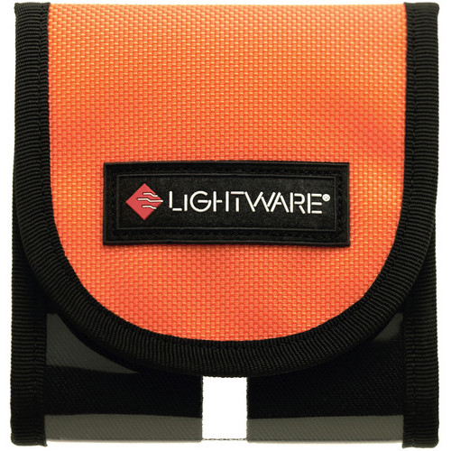 Lightware Compact Flash Media Wallet (Orange)