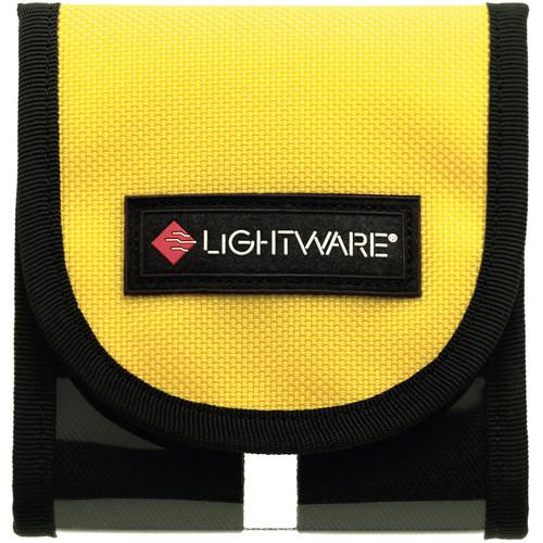 Lightware Compact Flash Media Wallet (Yellow)