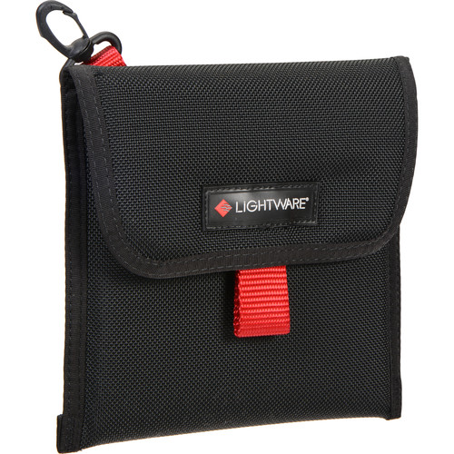 Lightware GS6000 Flat Stash Pouch (Black)