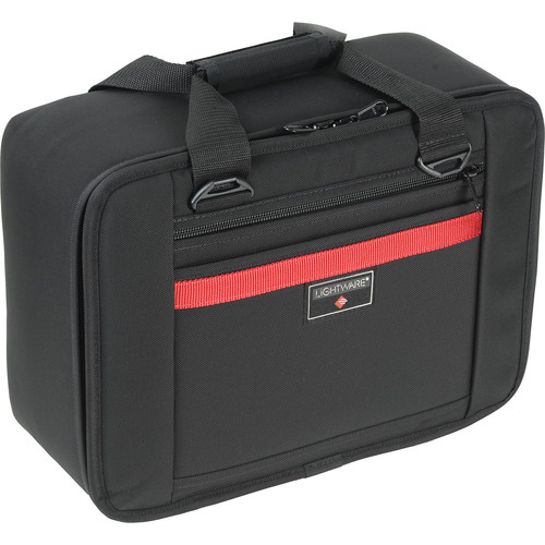 Lightware MF 1217 Multi-Format Case - for Film or Digital Equipment in Multiple Formats (Black)
