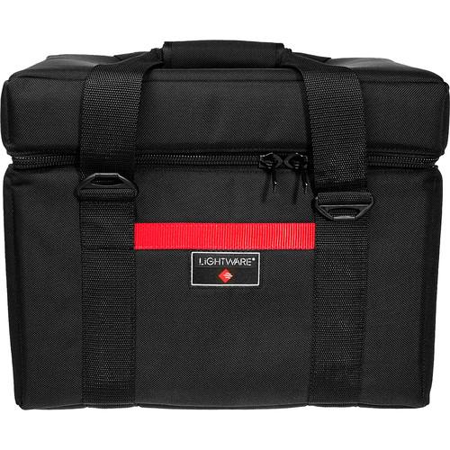 Lightware VZ5030 Soft Side Monitor Case - Black