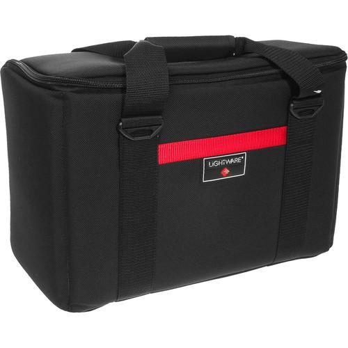 Lightware Z5020 Mid Size Soft Side Case - Black