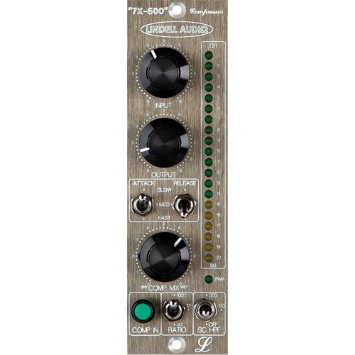 Lindell Audio 7X-500 - FET Style Compressor (500 Series Module)