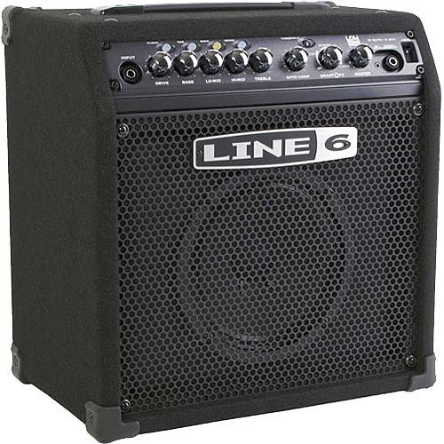 "Line 6 LowDown LD15 Bass Combo 15W with 8"" Speaker"