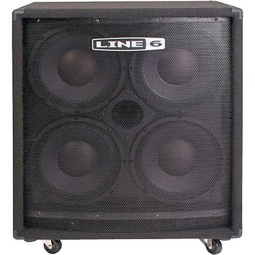 "Line 6 LowDown 410 Bass Cabinet with 4 x 10"" Speakers"