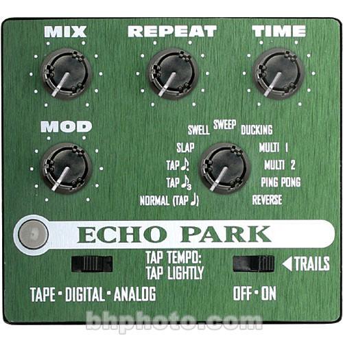 line 6 echo park delay module for tonedock 99 041 1301 b h. Black Bedroom Furniture Sets. Home Design Ideas