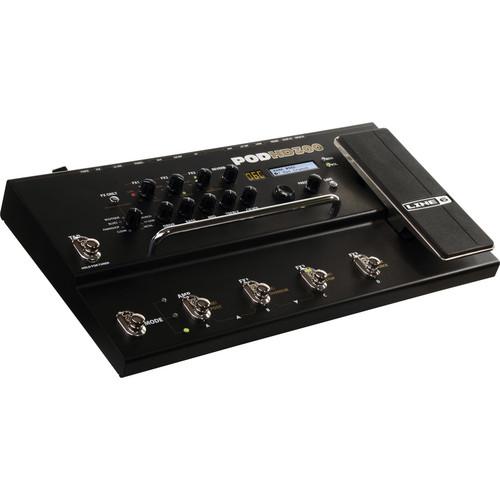 Line 6 POD HD300 - Multi-Effects Pedalboard